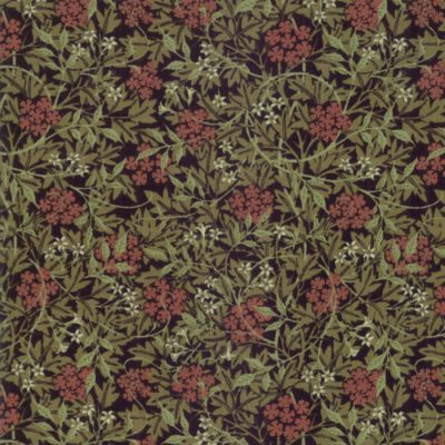 Morris Garden from the V&A archives - Moda Fabrics 7332-12