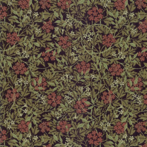 Morris Garden from the V&A archives - Moda Fabrics 7332-12