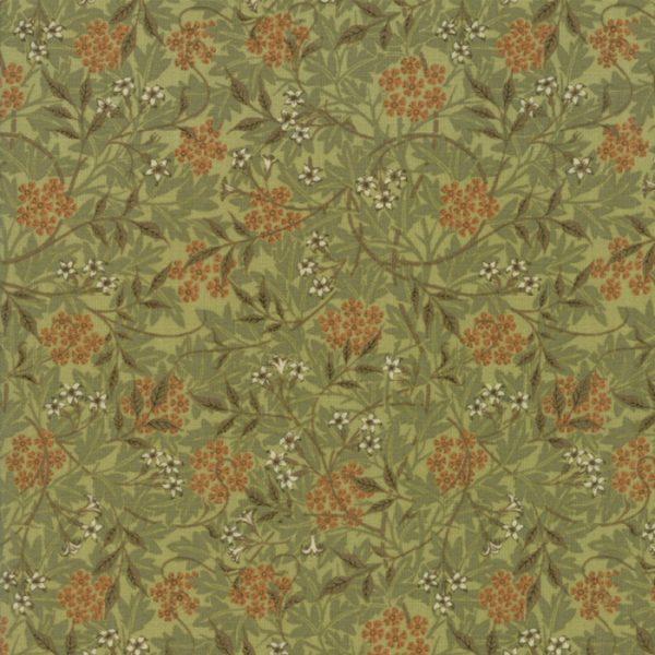 Morris Garden from the V&A archives - Moda Fabrics 7332-15