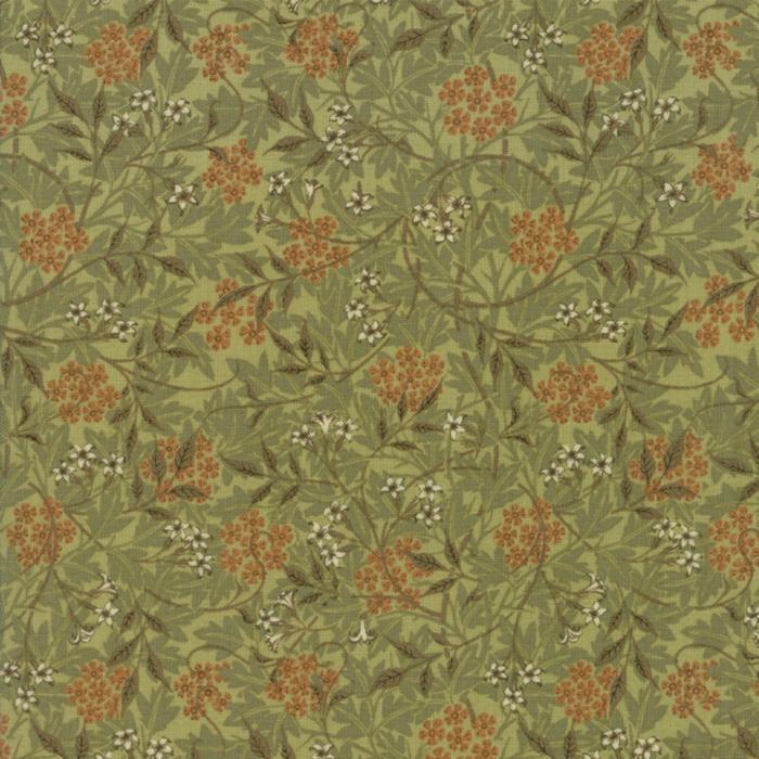 Morris Garden from the V&A archives – Moda Fabrics 7332-15