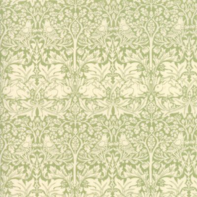 Morris Garden from the V&A archives - Moda Fabrics 7333-14