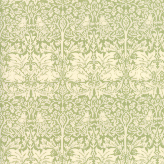 Morris Garden from the V&A archives – Moda Fabrics 7333-14