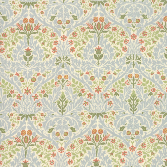 Morris Garden from the V&A archives – Moda Fabrics 7334-11