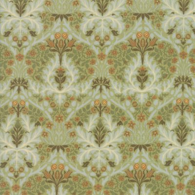 Morris Garden from the V&A archives - Moda Fabrics 7334-15