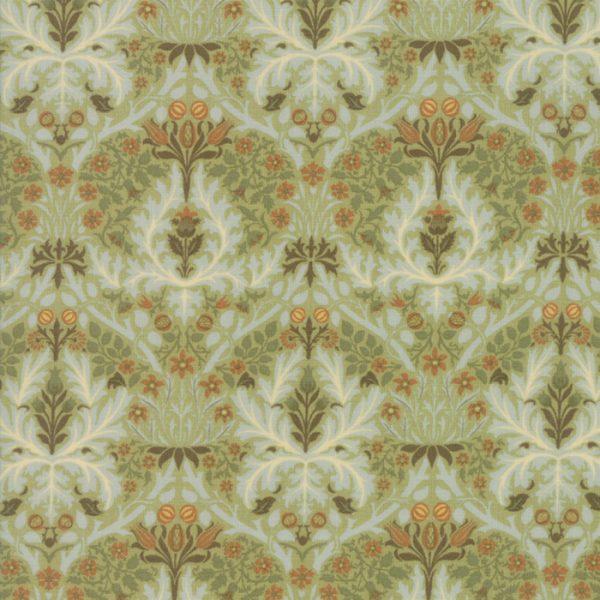 Morris Garden from the V&A archives - Moda Fabrics 7334-15