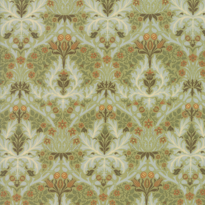Morris Garden from the V&A archives – Moda Fabrics 7334-15