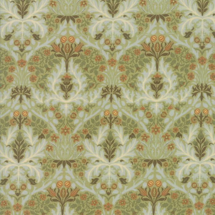 Morris Garden from the V&A archives – Moda Fabrics 7334-15