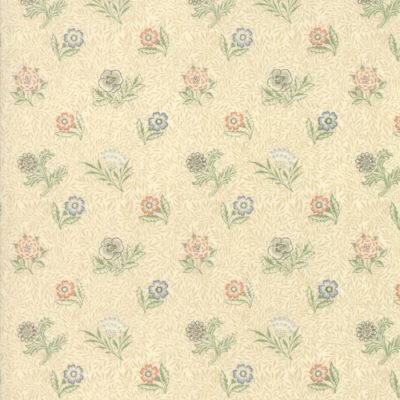 Morris Garden from the V&A archives - Moda Fabrics 7335-11