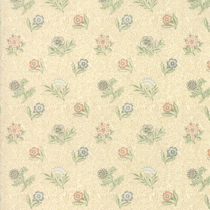 Morris Garden from the V&A archives – Moda Fabrics 7335-11