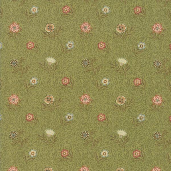 Morris Garden from the V&A archives - Moda Fabrics 7335-15