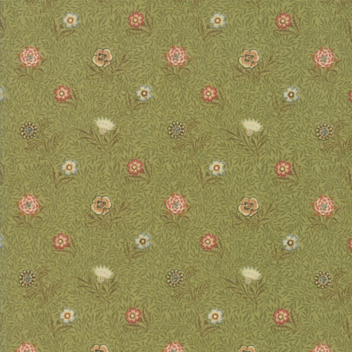 Morris Garden from the V&A archives – Moda Fabrics 7335-15