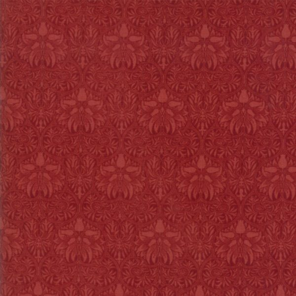 Morris Garden from the V&A archives - Moda Fabrics 7337-15