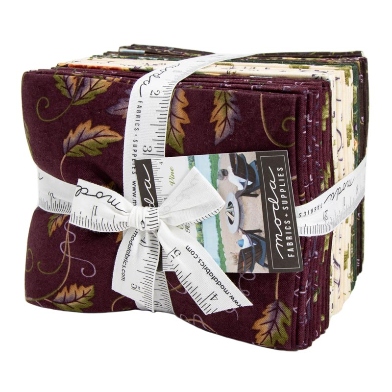 Pacchetto Fat Quarter – Fresh off The Vine – Holly Taylor