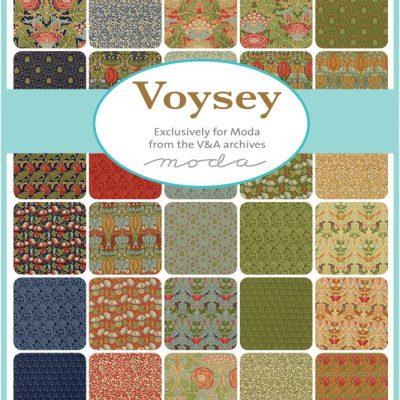 Voysey from the V&A archives - Moda Fabrics
