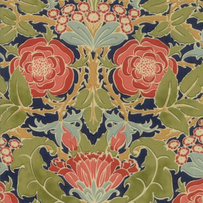 Voysey from the V&A archives - Moda Fabrics 7320-13