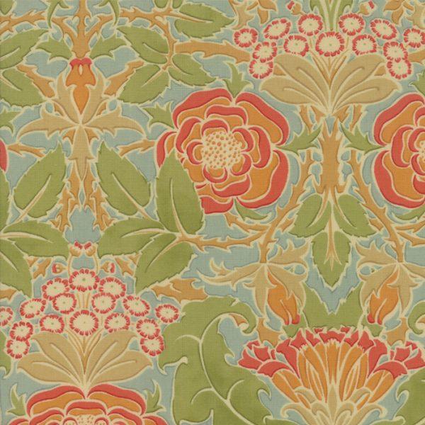 Voysey from the V&A archives - Moda Fabrics 7320-14