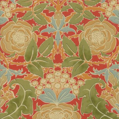 Voysey from the V&A archives - Moda Fabrics 7320-15