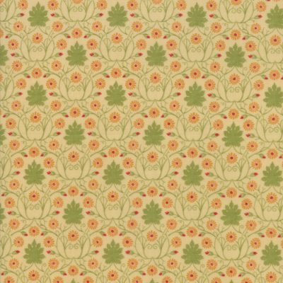 Voysey from the V&A archives - Moda Fabrics 7323-11