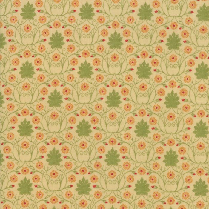 Voysey from the V&A archives – Moda Fabrics 7323-11