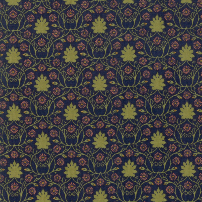 Voysey from the V&A archives – Moda Fabrics 7323-13