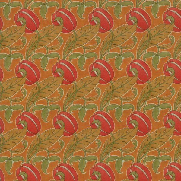 Voysey from the V&A archives - Moda Fabrics 7324-16