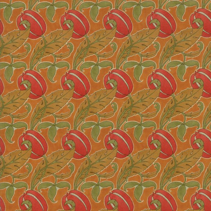 Voysey from the V&A archives – Moda Fabrics 7324-16