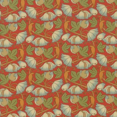 Voysey from the V&A archives - Moda Fabrics 7325-15