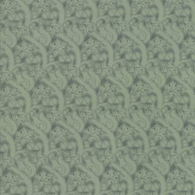 Voysey from the V&A archives - Moda Fabrics 7326-15