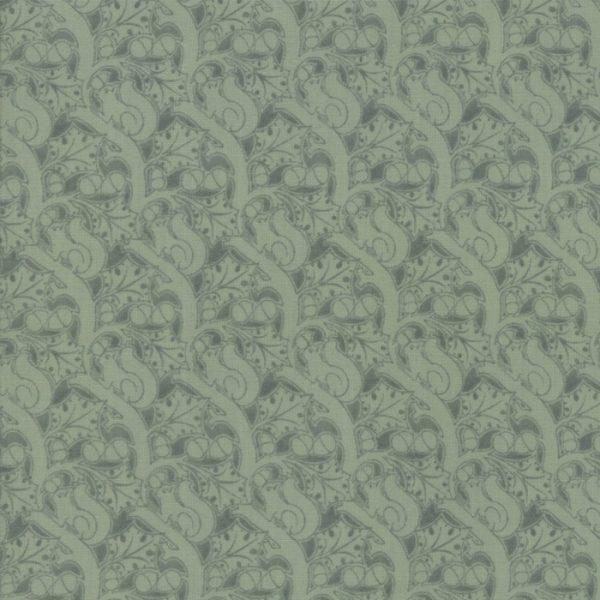 Voysey from the V&A archives - Moda Fabrics 7326-15