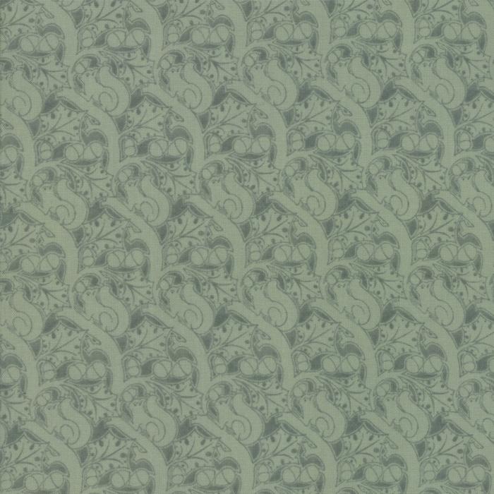 Voysey from the V&A archives – Moda Fabrics 7326-15