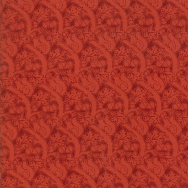 Voysey from the V&A archives - Moda Fabrics 7326-16