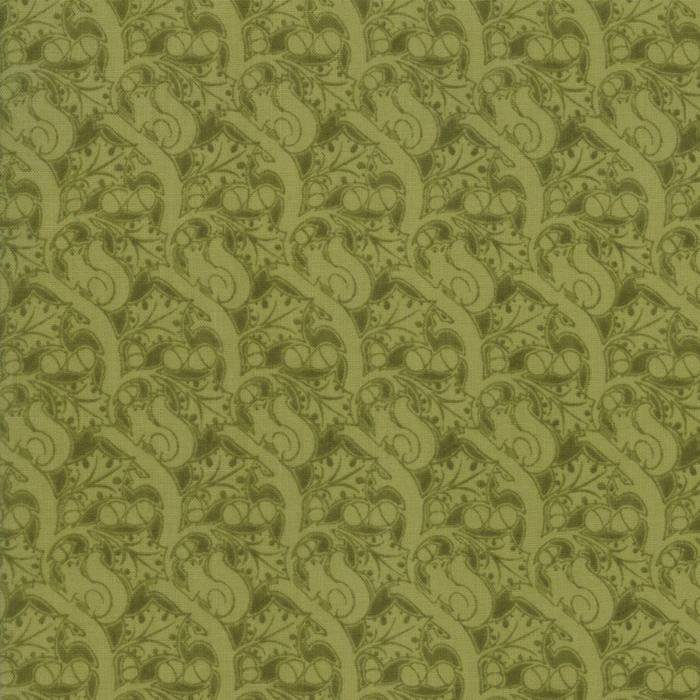 Voysey from the V&A archives – Moda Fabrics 7326-19