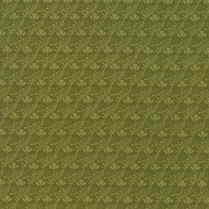 Voysey from the V&A archives – Moda Fabrics 7327-19