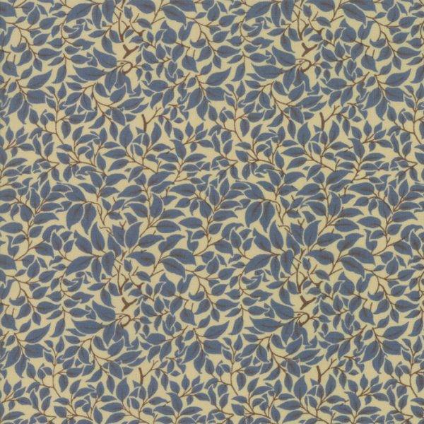 Voysey from the V&A archives - Moda Fabrics 7328-13
