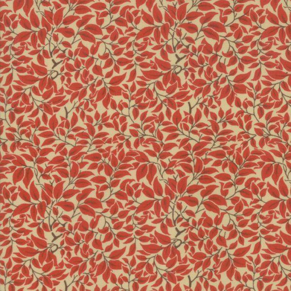 Voysey from the V&A archives - Moda Fabrics 7328-15