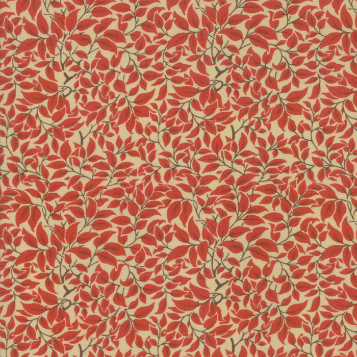 Voysey from the V&A archives – Moda Fabrics 7328-15
