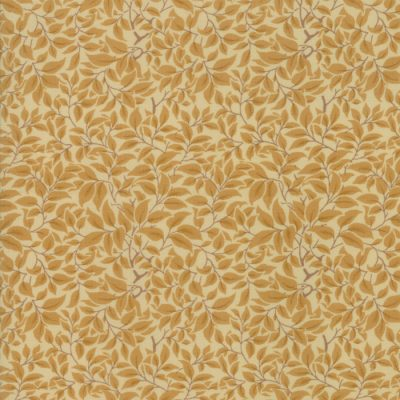 Voysey from the V&A archives - Moda Fabrics 7328-17