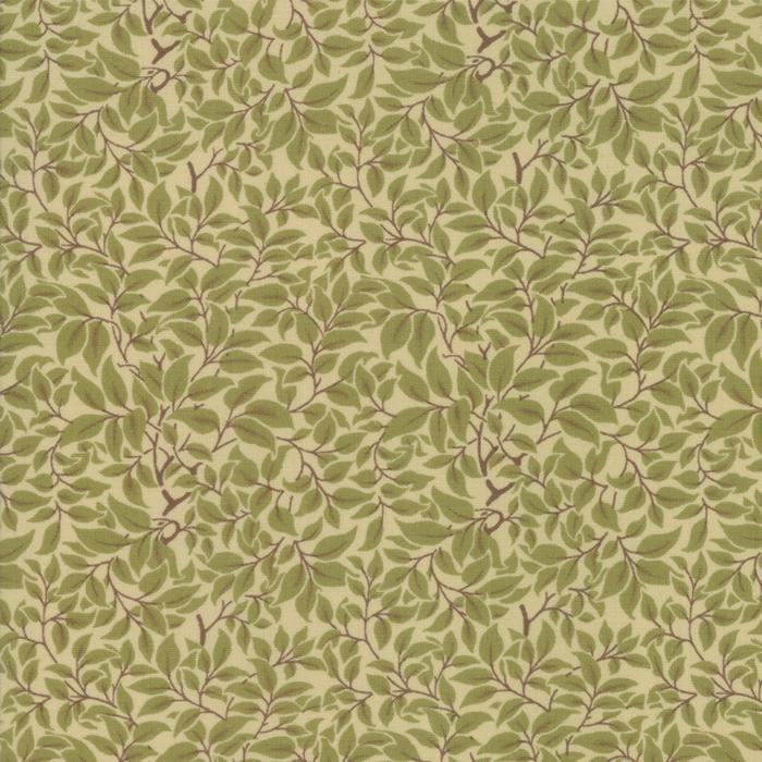 Voysey from the V&A archives – Moda Fabrics 7328-18