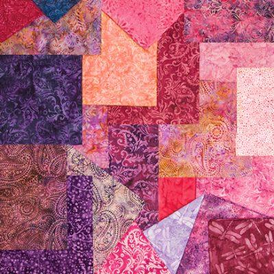 Collezione Gipsy Rose - Island Batik