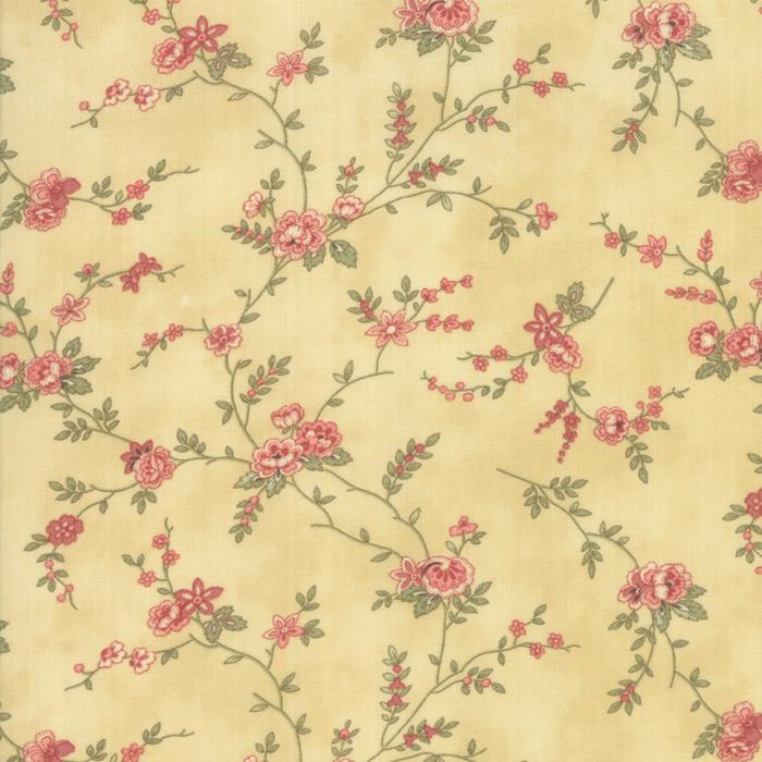 Collezione Memoirs by 3 Sisters – Moda Fabrics 44213-17