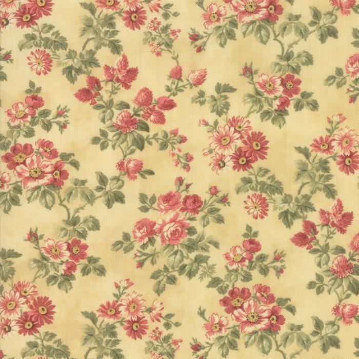 Collezione Memoirs by 3 Sisters – Moda Fabrics 44214-16