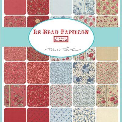 Collezione Le Beau Papillon by French General - Moda Fabrics