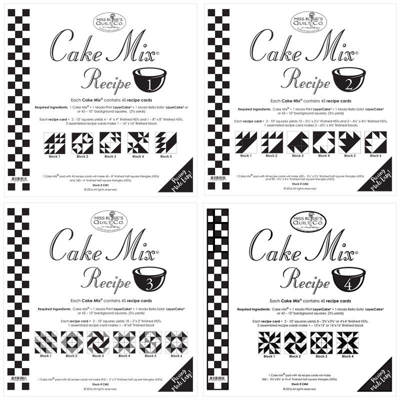 Cake Mix 1