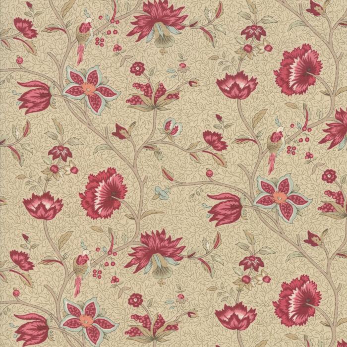 Collezione Le Beau Papillon – Moda Fabrics 13861-15