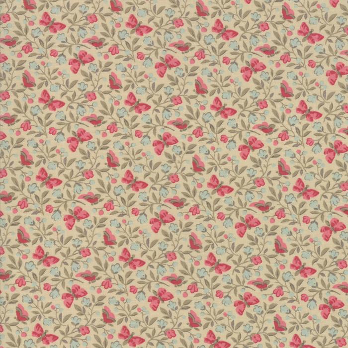 Collezione Le Beau Papillon – Moda Fabrics 13864-16