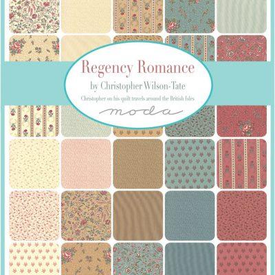 Collezione Regency Romance by C.W.Tate - Moda Fabrics